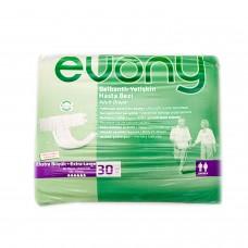 Evony scutece adulti extra large nr. 4 30buc/set