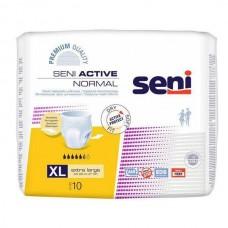 Seni nr.4 active extra large 10buc scutece tip chilot