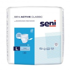 Seni Scutece Adulti de tip chilot Nr 3 Large 30 buc Active Classic Basic