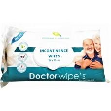 Servetele Doctor Wipe's incontinenta 72buc 25x22cm