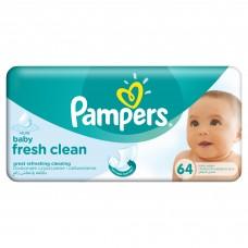 Pampers servetele umede baby fresh 64buc/pachet